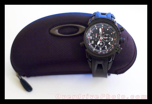 Oakley Gauge 8 >> What watch is Sebastien Loeb wearing?